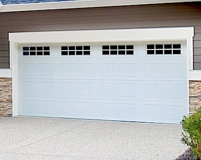 Garage Doors - Steel Craft Carriagecraft